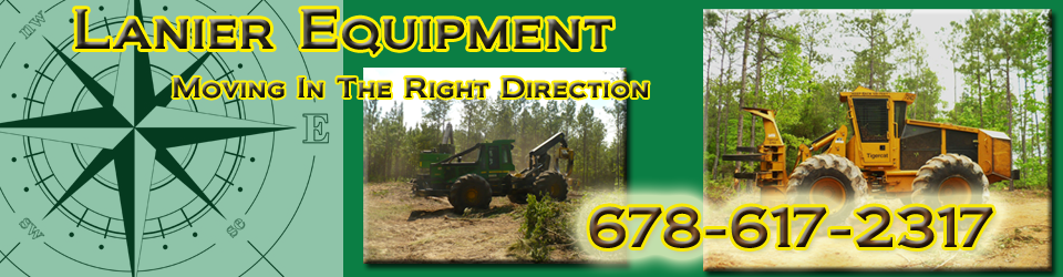 Log Loaders :: Lanier Equipment